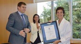 Foto: Instituto Balear de Infertilidad recibe el certificado de laboratorios de reproducción asistida de Aenor (IBILAB)