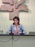 "Foto: PP pregunta a Urkullu cómo actuaría si Álava quisiera ""desgajarse"" de Euskadi (EUROPA PRESS)"
