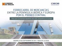 Foto: Gobierno aragonés y CEOE promocionarán los beneficios de la TCP (DGA)