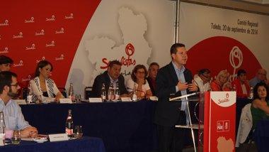 Foto: Los avales para las primarias del PSOE se presentarán hasta el 1 de octubre (EUROPA PRESS/PSOE)