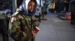 Foto: Un militar estadounidense tiene más probabilidades de suicidarse que de morir en combate (BRIAN SNYDER / REUTERS)