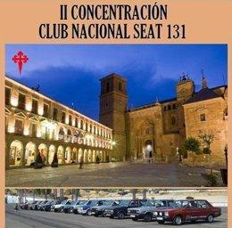 Foto: Seat 131 llenarán Villanueva de los Infantes (EUROPA PRESS/VILLANUEVA DE LOS INFANTES)
