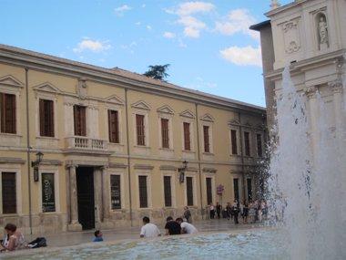 Foto: El MUDIZ colabora en la renovación del Museo del Foro de Caesaraugusta (EUROPA PRESS)