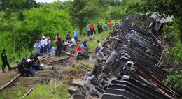 """Foto: México aumentará la velocidad de """"La Bestia"""" invirtiendo 6.000 millones de pesos (REUTERS)"""
