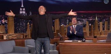 Foto: Jimmy Fallon y Billy Crystal recuerdan los mejores momentos de Robin Williams (NBC)