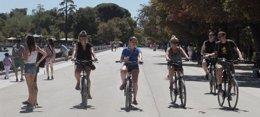 Foto: Cerca de 150 ayuntamientos españoles participarán mañana en el 'Día sin coches' (EUROPA PRESS)
