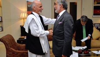 Se signa l'acord del govern d'unitat afganès