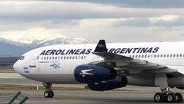 Foto: Aerolíneas Argentinas y Austral registran pérdidas de 1,7 millones de euros desde que la expropiación (ARGENTINA.GOB.AR)