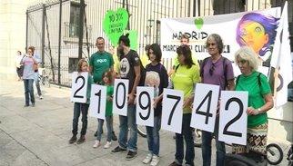 """Las ONGs esperan propuestas """"valientes"""" en la cumbre de cambio climático"""