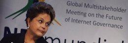 """Foto: Brasil.- Rousseff dice que la economía de Brasil está """"a la defensiva"""" a la espera de mejoras en EEUU (REUTERS)"""