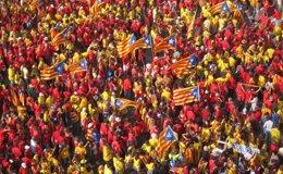 Foto: Un 88% de los catalanes aceptaría el resultado según el CEO (EUROPA PRESS)