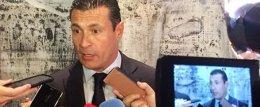 """Foto: Salvo, sobre Lim y Bankia: """"Van a llegar a un acuerdo"""" (VALENCIA CF)"""