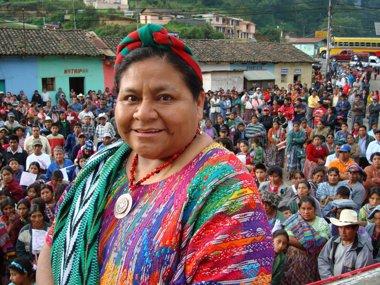 """Foto: Rigoberta Menchú: """"El racismo es la enfermedad mental que socava la integridad del humano"""" (EUROPA PRESS/FUNDACIÓN RIGOBERTA MENCHÚ)"""