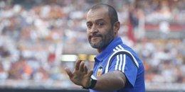"""Foto: Nuno: """"Es una victoria justa y con buen juego"""" (EUROPA PRESS)"""