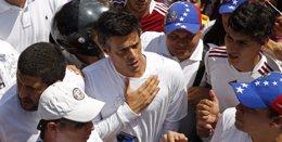Foto: Venezuela.- El juicio del líder opositor Leopoldo López se vuelve a posponer por la enfermedad de un estudiante preso (REUTERS)