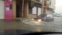 Emergencias recibe casi 400 llamadas por lluvias, la mayoría de Murcia por achiques de agua e inundaciones