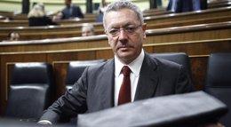 Foto: El PP se queda solo en el Congreso defendiendo al Ley de Tasas judiciales de Gallardón (EUROPA PRESS)