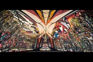 Cinco obras imprescindibles del muralismo mexicano