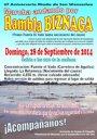 Foto: Vecinos de Campillo organizan una marcha este domingo para recordar el estado de la Rambla de Biznaga