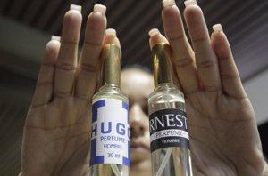 Foto: Vetados los perfumes dedicados a Hugo Chávez y Ernesto 'Che' Guevara (REUTERS)