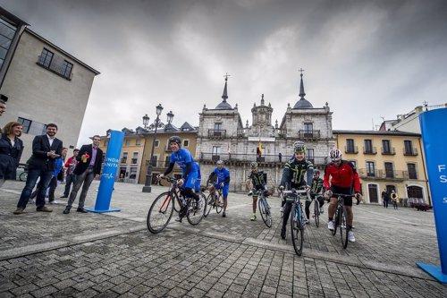 Marcha ciclista por la Inclusión