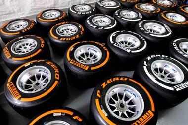 Foto: Pirelli elige los dos neumáticos más duros para combatir el desgaste de Suzuka (PIRELLI)