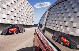 Foto: Ford desvelará en París el nuevo S-Max (FORD)