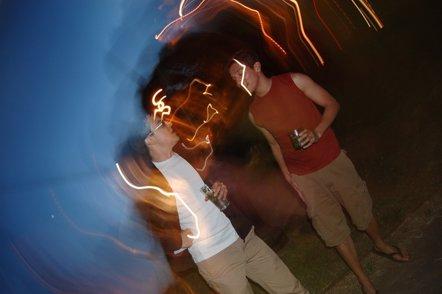 Foto: El alcohol genera alegría contagiosa entre los hombres (FLICKER/POLDAVO (ALEX))