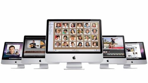 Diseño de fotos en los nuevos iMac 5K de Apple