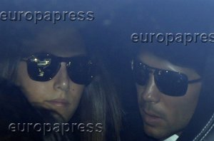 Foto: Fernando Verdasco, 9.000 km desde China para estar con Ana Boyer (EUROPA PRESS)