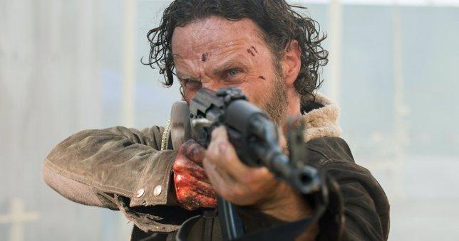 Imágenes de la premiere de la quinta temporada de The Walking Dead