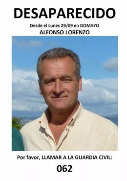 Foto: Buscan por terra e mar un home de 50 anos desaparecido en Moaña (Pontevedra) dende o luns (EP/REMITIDA)