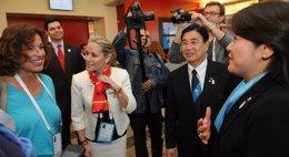 Foto: Theresa Zabell deja el Comité Olímpico Español (M2020)