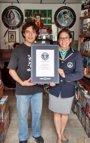 Foto: Un mexicano posee la mayor colección de piezas de Harry Potter en todo el mundo