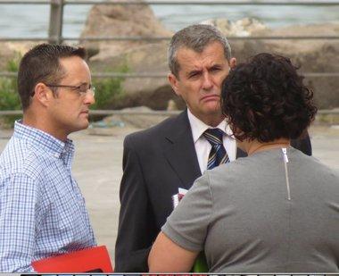 Foto: Comandante de la Guardia Civil de Melilla declara como imputado (EUROPA PRESS/PRODEIN)
