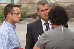 Foto: El segundo jefe de la Comandancia de la Guardia Civil de Melilla declara como imputado por la devolución de inmigrantes (EUROPA PRESS/PRODEIN)