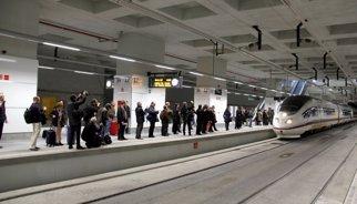 L'AVE entre Girona i Figueres continua interromput per tercer dia consecutiu