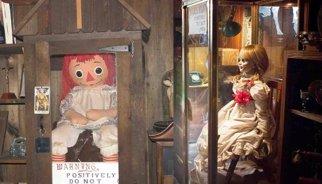 Sucesos paranormales durante el rodaje de Annabelle, precuela de Expediente Warren