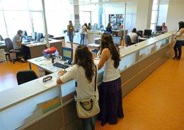 Foto: La UC incrementa los alumnos de nuevo ingreso y de máster (UC)