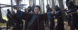 Foto: Tigre y Dragón 2, primer estreno cinematográfico de Netflix (COLUMBIA)