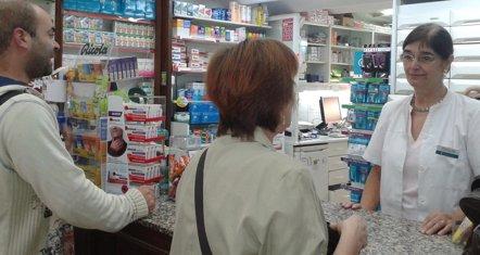 Foto: ¿Están los farmacéuticos desaprovechados? (EUROPA PRESS)