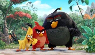 Foto: Los Angry Birds se hacen película (SONY)