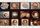 Foto: Vas a alucinar con los retratos en tazas de café de este artista