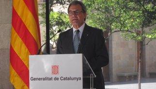 El Govern català suspèn el procés de selecció de personal per al 9N