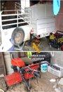 Foto: Detenido un vecino de Don Benito por robar en una nave material valorado en 7.000 euros tras hacer un butrón