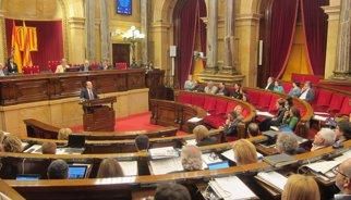 El Parlament aprova la llei contra l'homofòbia i pels drets dels LGTBI