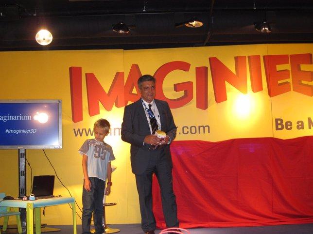 Imaginarium juguetes impresión 3D