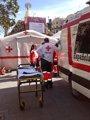 Foto: Cruz Roja moviliza a cerca de 300 voluntarios en las Fiestas del Pilar