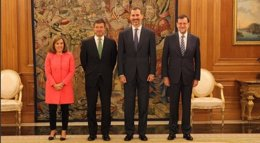 Foto: IU pedirá explicaciones al nuevo ministro de Justicia si hizo negocios con el exsocio de Urdangarín estando ya imputado (CASA REAL)
