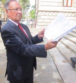 Foto: Manos Limpias se querella contra Mas también por la junta electoral del 9N (EUROPA PRESS)